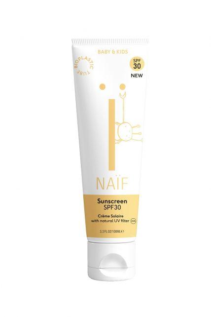 Naïf---Natural-sunscreen-for-baby-&-kids---SPF30---100ml